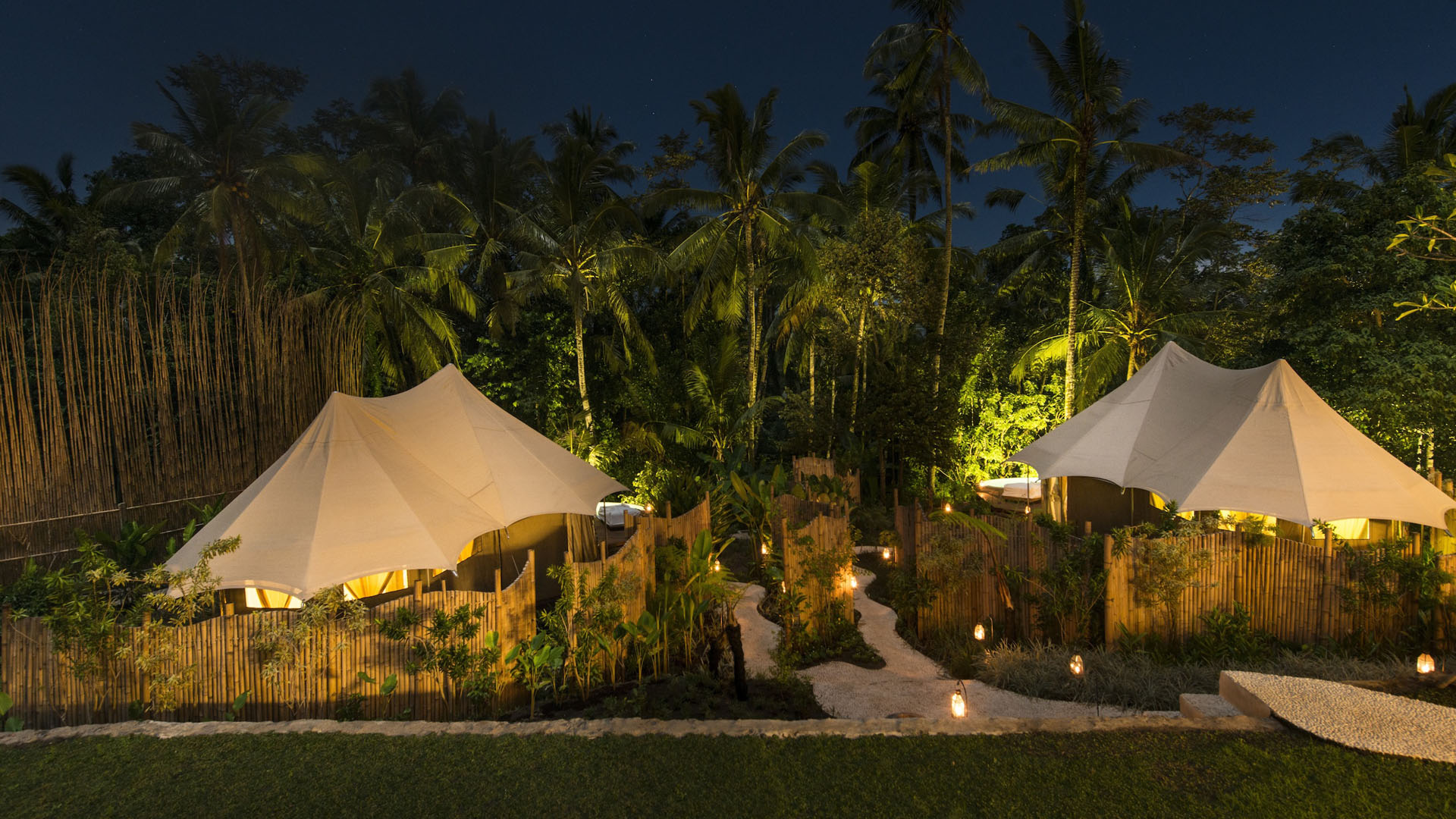 The Elegant Safari Style Tents at Sandat Glamping Tents