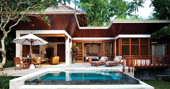 New Four Seasons Resorts Bali Special Amenities For Top