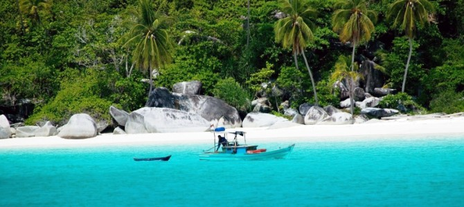 Bawah Islands of Anambas Archipelago, Riau, Indonesia