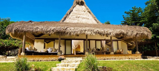 Nine new 'Sumbanese villas' at Nihiwatu Resort