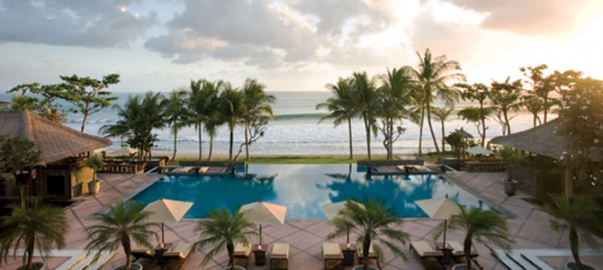 Special 21st Anniversary Offer from The Legian Bali