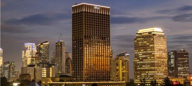 Fairmont Jakarta now opens to guests