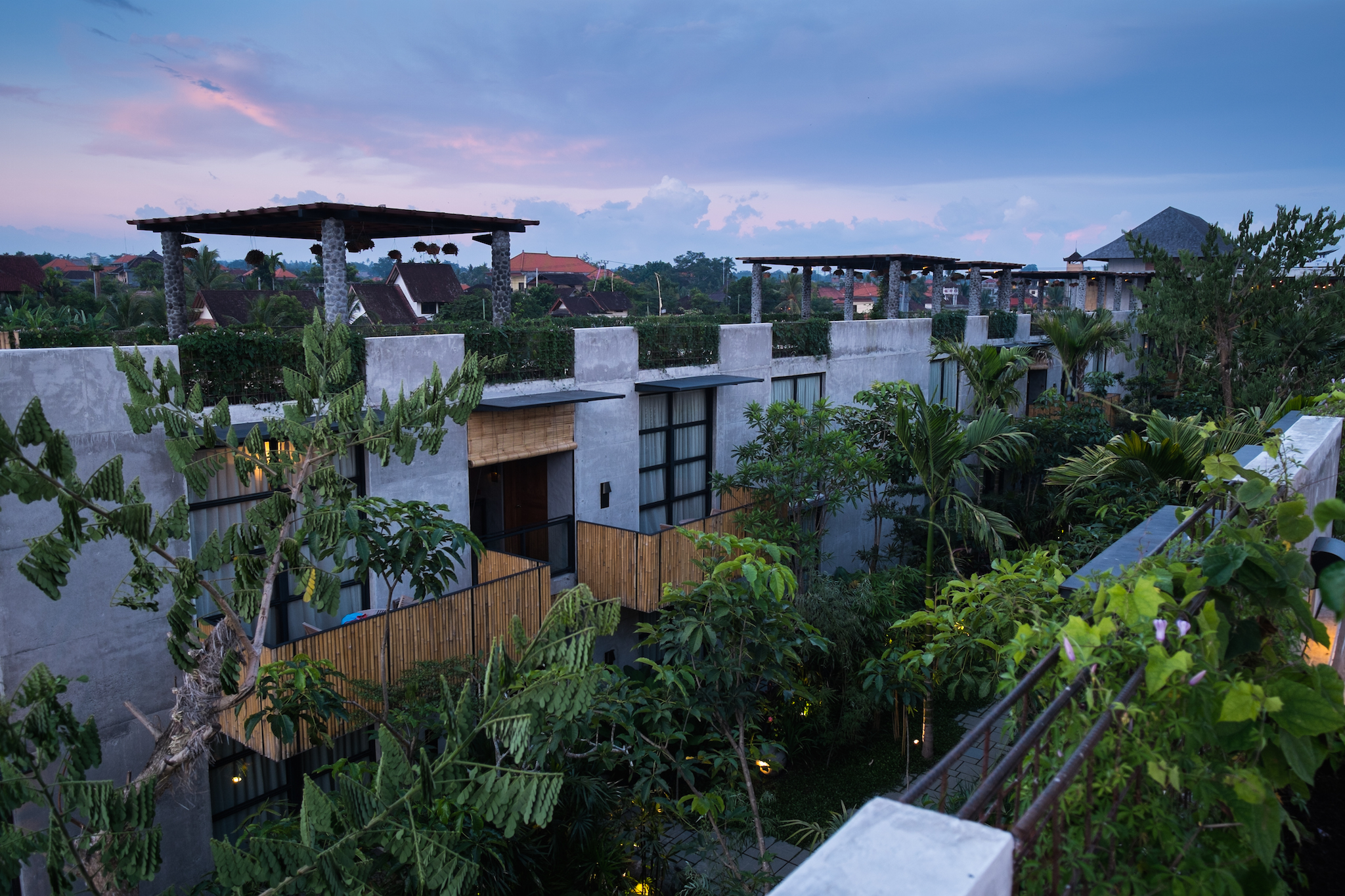 Bisma eight a boutique hotel experience in ubud top for Design boutique hotel ubud