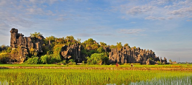 Karst Maros-Pangkep, South Sulawesi: World's 2nd Karst Forest