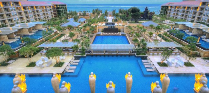 Early Bird & Family Package deal from The Mulia Bali
