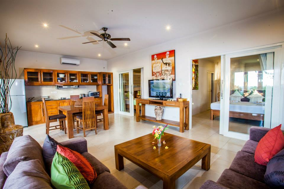 the lovina bali  - Beach suites two bedrooms