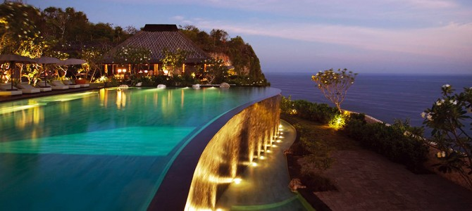 Complimentary Nights Offer Bulgari Resort Bali 2017