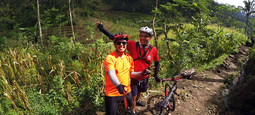 Yogyakarta Cycling Adventure with Top Indonesia