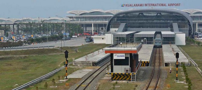 Kualanamu International Airport Gets Four-Star Rating From Skytrax