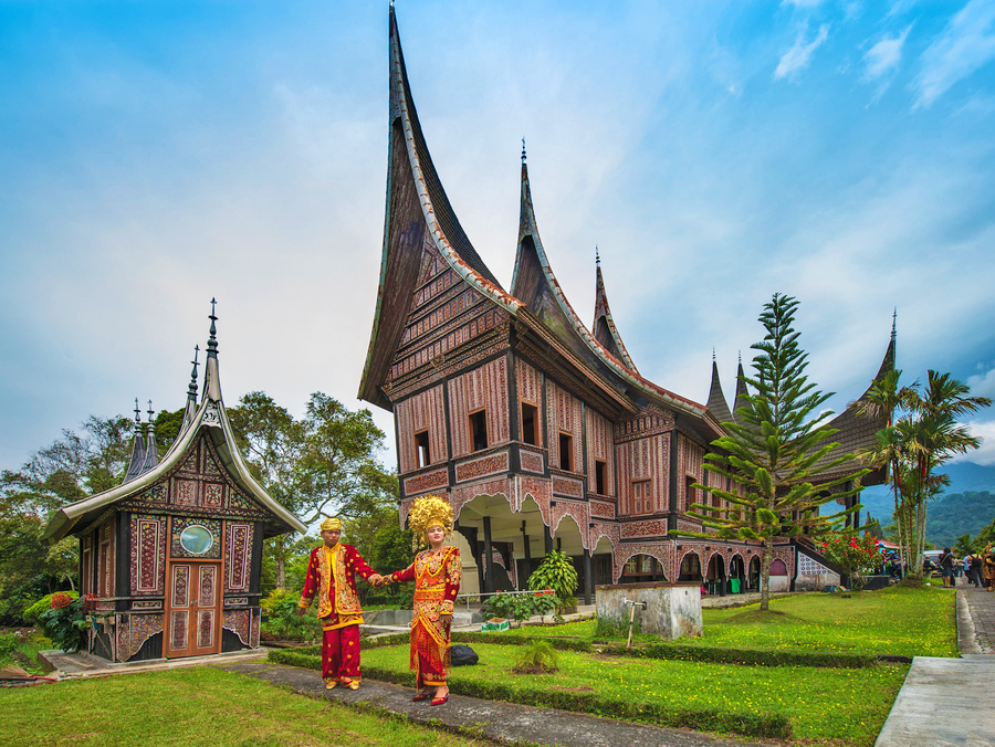 Image result for minangkabau