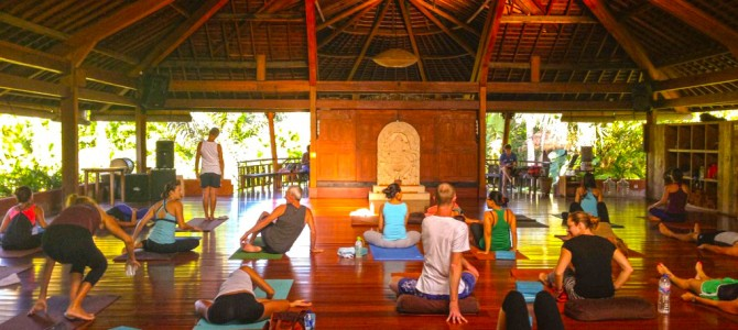 The Yoga Barn Ubud, Bali