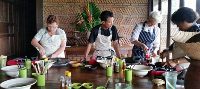 Bali Asli, an authentic Balinese cooking class