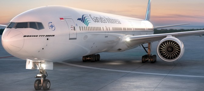 Garuda Opens New Routes from Pontianak