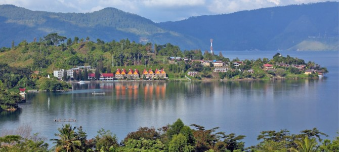 Garuda adds more direct flights Jakarta -Silangit Airport, Lake Toba