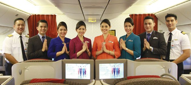Garuda Invited to Resume Flights to the U.S.A via Japan