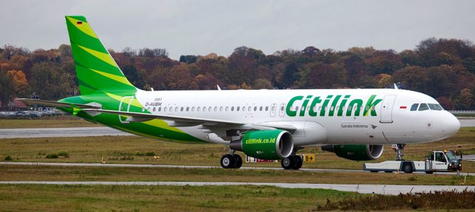 Citilink to fly to Jayapura starting in January