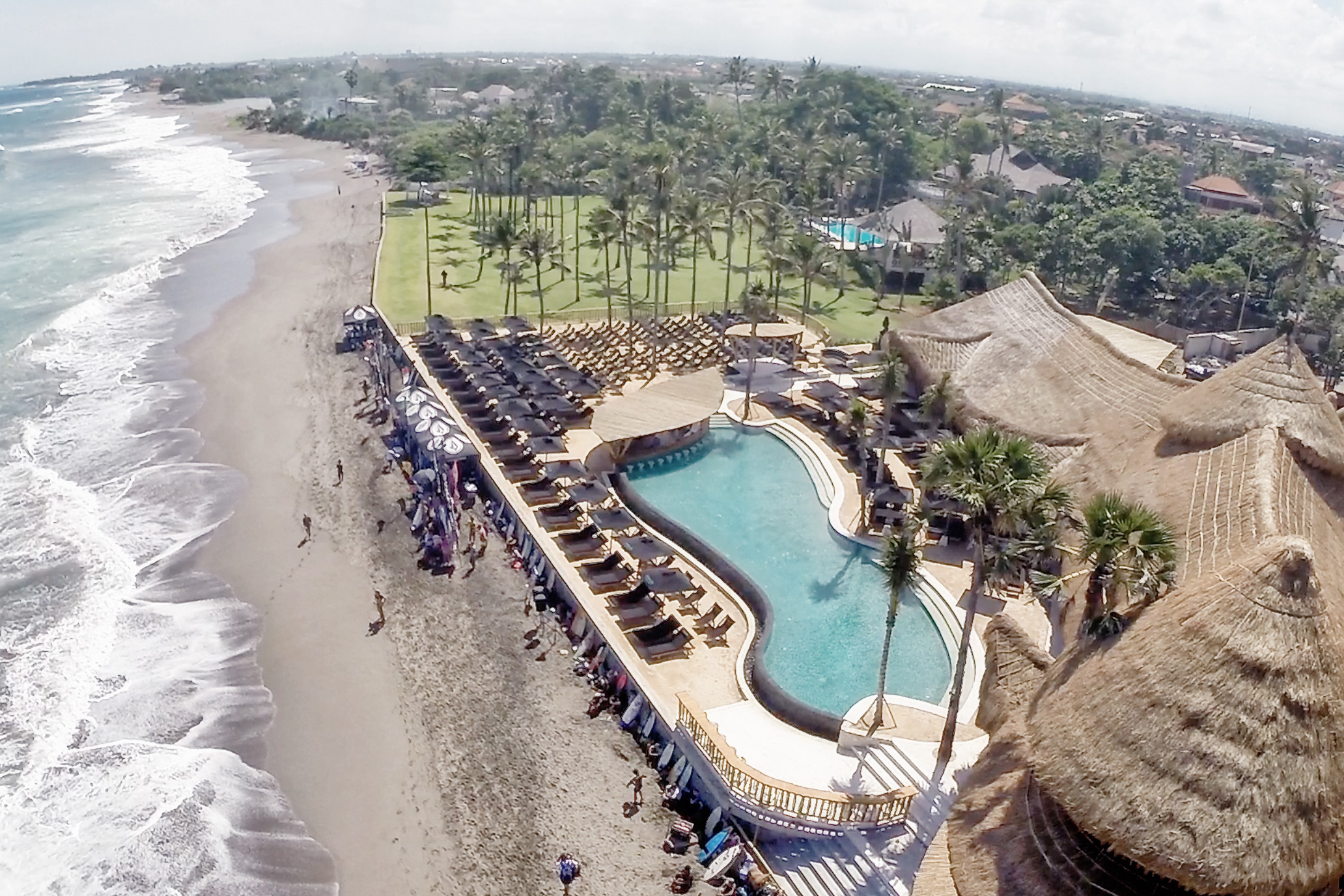 Finns Beach Club Opens On Canggu S Beach In Bali Top