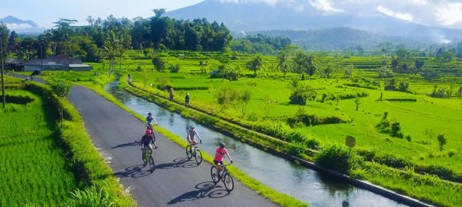 Mount Agung  Cycling Adventure, Bali's highest stratovolcano