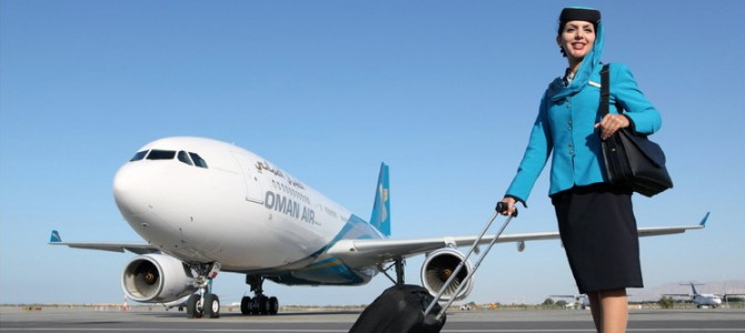 Oman Air's new flight lands in Jakarta