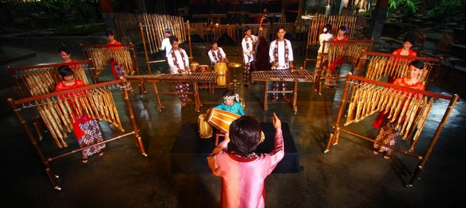 Angklung, Traditional Musical Instrument