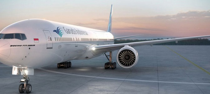 Garuda Indonesia trims London flights, boosts Amsterdam