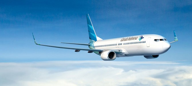 Garuda Indonesia Non-Stop Flight to Raja Ampat daily