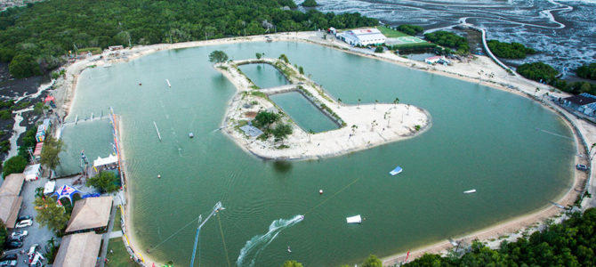 Bali Wake Park, Bali's one and only Wake Park