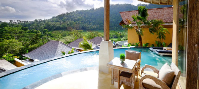 Special Opening rate of Wapa di Ume Resort, Sidemen Bali