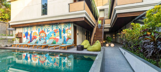 Artotel Haniman welcomes you in Ubud, Bali