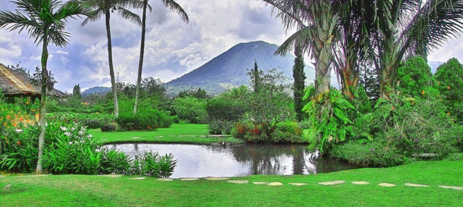 Gardenia Country Inn,  Tomohon Sulawesi