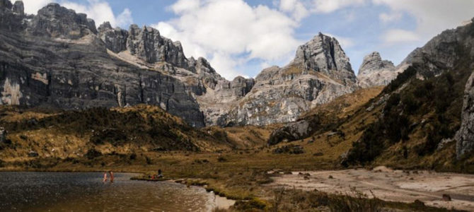 Hiking to the top of Indonesia, Carstensz Pyramid Expedition Mt. Jayawijaya, West Papua