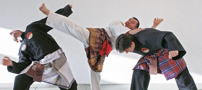 Indonesian Pencak Silat Martial Arts