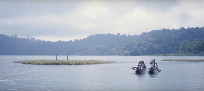 Trekking & Canoeing in the exotic Tamblingan Lake