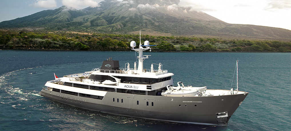 Expert hosted departure Aqua Blu Expeditions to Spice Island with Ian Burnet