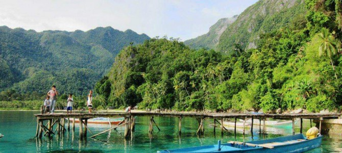 The Spice Islands,  Moluccas (Maluku)