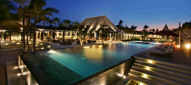 Limited Offer: Beachfront Luxury at The Royal Santrian